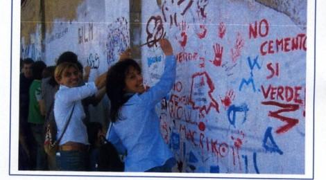 Macrico: noi coloriamo i muri