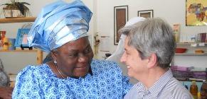 Visita dell'Ambasciata Nigeriana