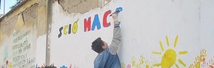 Macrico: quel parco conteso per il bene comune