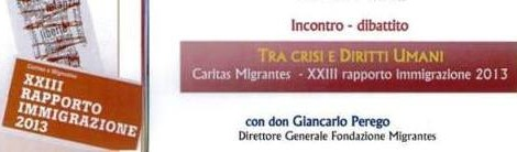 Presentazione XXIII Rapporto Immigrazione