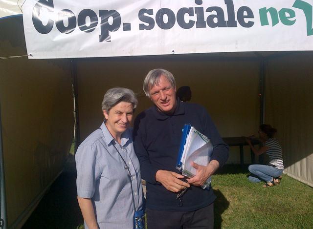 """29 - 3 agosto 2013 - """"meeting della legalità"""" dei Focolarini."""