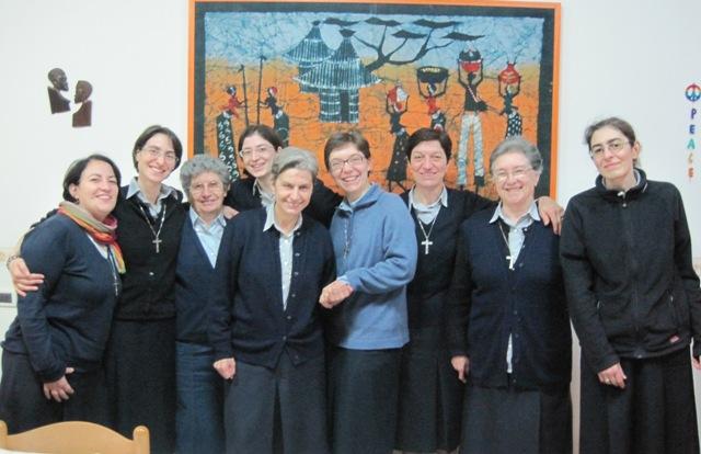 1-2 novembre 2012 : Incontro formativo juniores