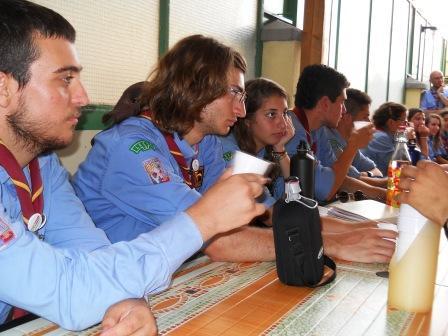 28 - 30 Luglio 2013 Gruppo scout di Lecce :