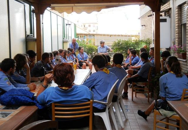 28 - 30 Luglio 2013 Gruppo scout di Lecce