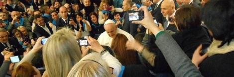 Discorso di Papa Francesco alle cooperative