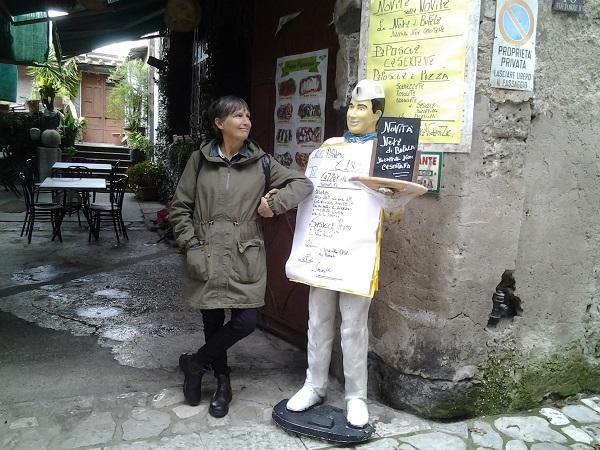 visita a Caserta vecchia