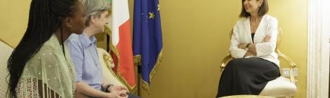 Incontro con Laura Boldrini