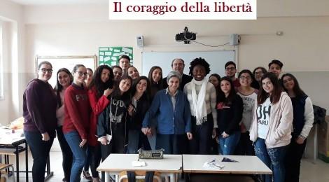"""Acerra - Blessing al Liceo """"Alfonso Maria de' Liguori"""""""