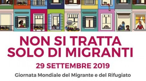 """""""Non si tratta solo di migranti""""."""