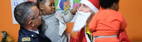 Un Babbo Natale ricco di giochi