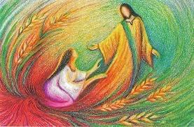Le donne corsero a dare l'annuncio ai suoi discepoli .....